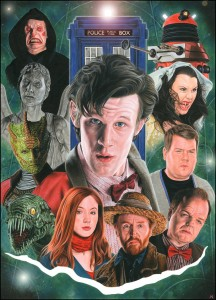 doctor_who___series_five_by_caldwellart-d2xtoq8