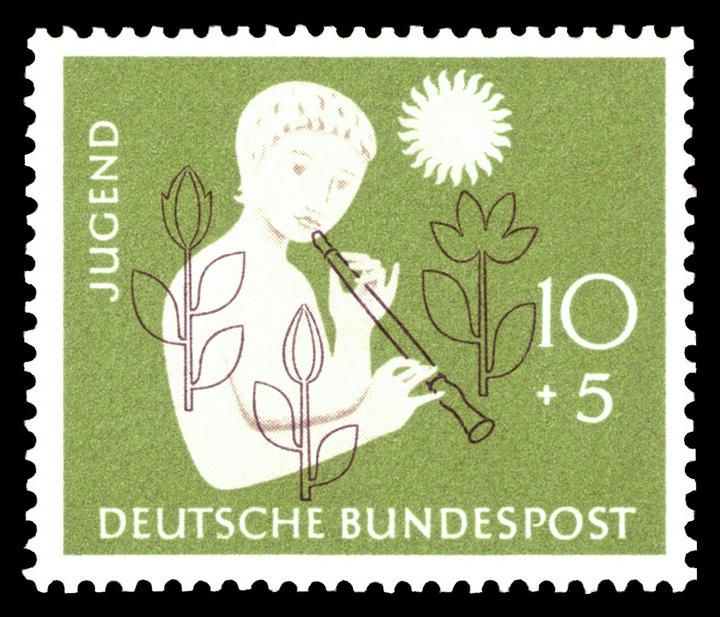 DBP_1956_233_Jugend